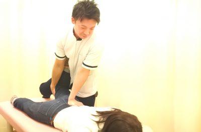 整体、骨盤矯正、腰痛、肩こり、交通事故治療、京都ページ画像